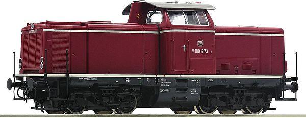 Roco 78980 - German Diesel Locomotive Class V 100 of the DB (Sound Decoder)