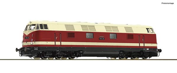 Roco 79047 - German Diesel Locomotive Class 180 (Henning Digital Sound)