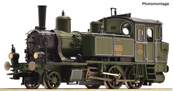 Roco 79053 - German Steam locomotive Type Pt 2/3 of the K.Bay.Sts.B. (Sound)