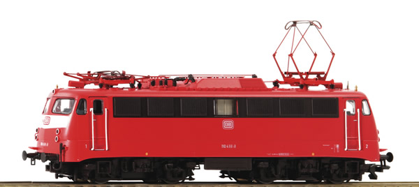 Roco 79073 - German Electric locomotive 110 291-2 of the DB (Sound)