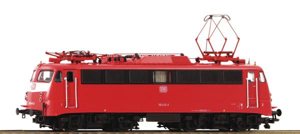 Roco 79073 - German Electric locomotive 110 291-2 of the DB (Sound)
