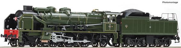 Roco 79079 - French Steam Locomotive Class 231 E 40 of the SNCF (Sound)