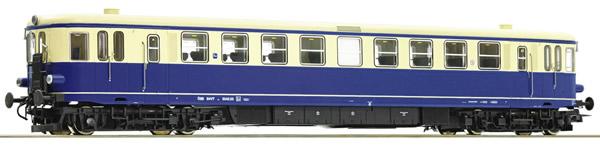 Roco 79145 - Austrian Railcar 5042.03 of the OBB (Sound)