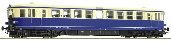 Roco 79145 - Austrian Railcar 5042.03 of the OBB (Sound)