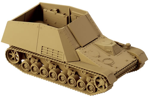 Roco 792 - Armored Ammunition Carrier Hummel