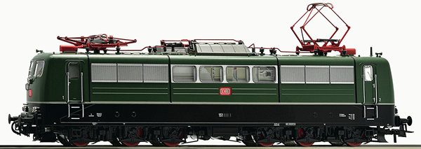 Roco 79365 - German Electric Locomotive Class 151 of the DB (Sound Decoder)