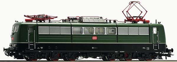 Roco 79365 - German Electric Locomotive Class 151 of the DB (Sound Decoder)