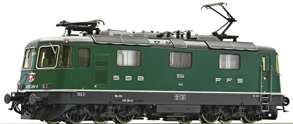 Roco 79404 - Swiss Electric Locomotive Class 430 364-0 of the SBB (Sound Decoder)