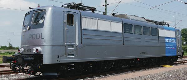 Roco 79407 - German Electric Locomotive Class 151, Railpool (Sound Decoder)