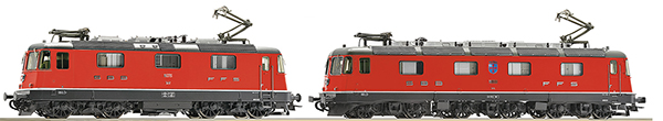 Roco 79410 - Swiss Electric Locomotive Class Re 10/10 of the SBB (Sound)