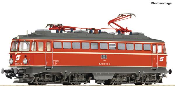 Roco 79609 - Austrain Electric Locomotive Class1042 of the OBB (Sound)