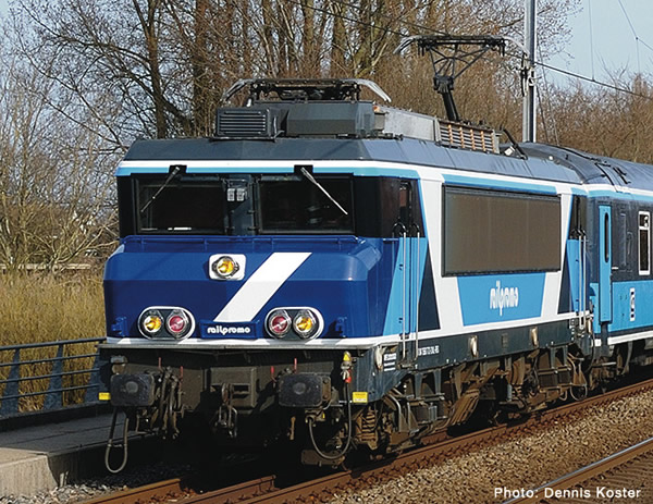 Roco 79683 - Dutch Electric locomotive 101001 of the Railmo