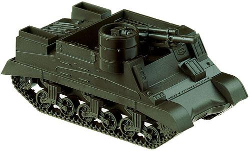 Roco 797 - Self-propelled Howitzer 105mm M7B2