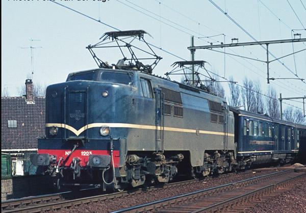 Roco 79833 - Electric locomotive 1207, NS