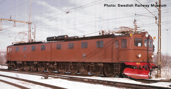 Roco 79869 - Swedish Electric locomotive class Dm of the SJ (Sound)