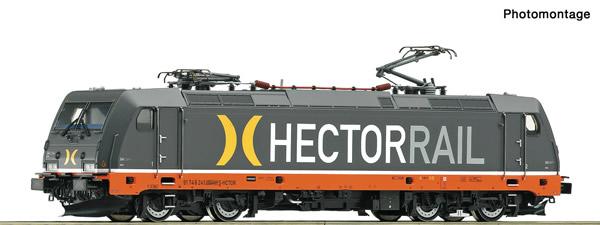 Roco 79948 - Swedish Electric locomotive Class 241 007-2 (Sound)