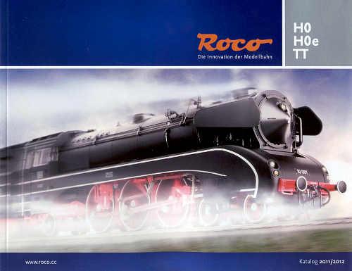 Roco 80212 - 2012 Full Line Roco HO HOe TT Catalog