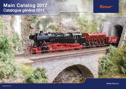 Roco 80217 - Main Catalog 2017/18