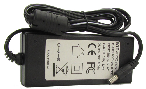 Roco 96308 - Switch Mode Power Supply 120 Volts Input, 18 Volts Output, 72 VA, FCC approved
