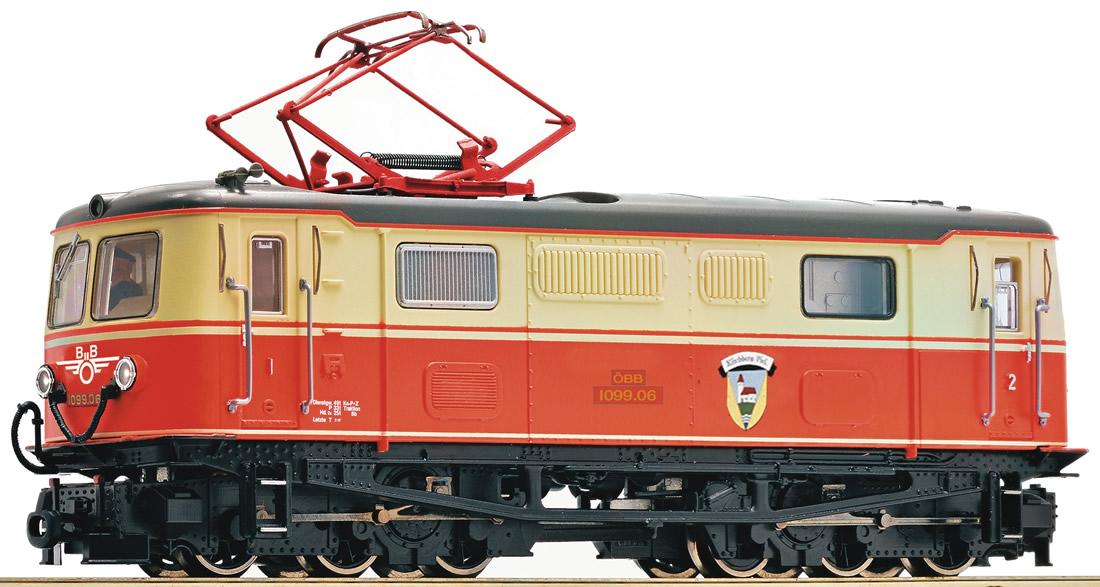 Roco 33211 Austrian Electric Locomotive Series 1099 Of