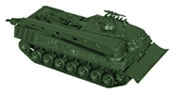 Armored recovery tank Leopard 1