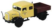 Austrian Post Saurer 6/7 Truck