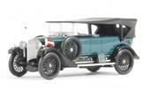 Austro Daimler 6/17 Jagdwagen geschlossen