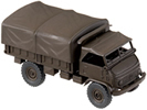 Unimog S404/Bed BW