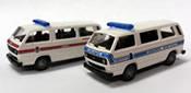 2pc VW T3 Bus