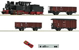 German Digital Starter Set z21 with Steam Locomotive and Freight Train of the DR