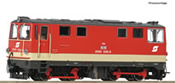 Austrian Diesel locomotive 2095 006-9 of the ÖBB