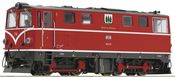 Austrian Diesel locomotive Vs 72 of the PLB
