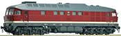 German Diesel Locomotive 132 193-4 of the DR