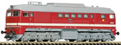 German Diesel Locomotive BR 120 of the DR