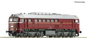 Czech Diesel locomotive class T 679 of the CSD