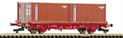 German Container Carier Wagon of the DB AG