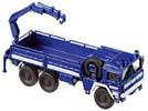 Truck MAN-7t+ Crane THW