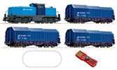 Polish Digital Starter Set: Diesel Locomotive BR 294 & freight train of the PKP Cargo