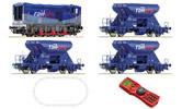 Digital Starter Set: Diesel Locomotive 602 & freight train