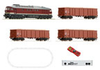 German Digital Starter Set z21 with Diesel Locomotive BR 132 and Goods Train of the DR