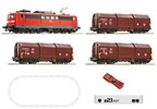 German Digital Starter Set z21 with Electric Locomotive BR 151 and Goods Train of the DB-AG