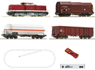 Digital Starter Set z21: Diesel Locomotive Class 114 and goods train of the DR