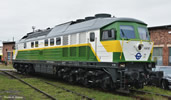 Hungarian Diesel locomotive class 648 of the Gysev (DCC Sound Decoder)