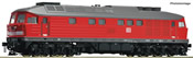 German Diesel locomotive class 233 of the DB-AG (DCC Sound Decoder)