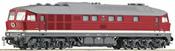 German Diesel Locomotive BR 132 of the DR (DCC Sound Decoder)