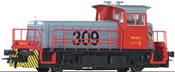 Spanish Diesel Locomotive Series 309 of the RENFE