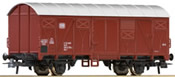German Boxcar of the DB