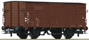 German Boxcar of the DB
