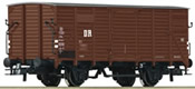 German Freight Car G10 of the DR