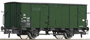 Hungarian Boxcar of the MAV